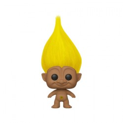 Figurine Pop Trolls Yellow Troll Edition Limitée Funko Boutique Geneve Suisse