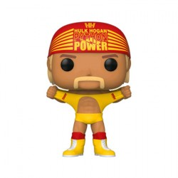 Figurine Pop Catch WWE Hulk Hogan Wrestlemania 3 Edition Limitée Funko Boutique Geneve Suisse