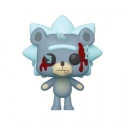 Figuren Pop Cartoons Rick and Morty Teddy Rick Limitierte Chase Auflage Funko Genf Shop Schweiz