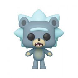 Figurine Pop Rick et Morty Teddy Rick Funko Boutique Geneve Suisse