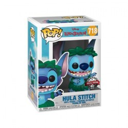 Figurine Pop Disney Stitch in Hula Skirt Edition Limitée Funko Boutique Geneve Suisse