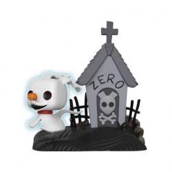 Figuren Pop 15 cm Phosphoreszierend The Nightmare Before Christmas Zero in Doghouse Limitierte Chase Auflage Funko Genf Shop ...