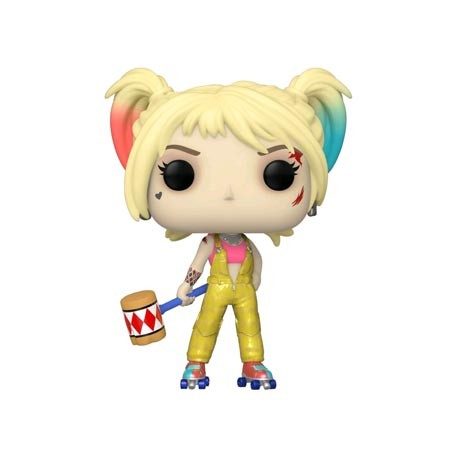 Figur Pop Birds of Prey Harley Quinn Lock & Load Limited Edition Funko Geneva Store Switzerland