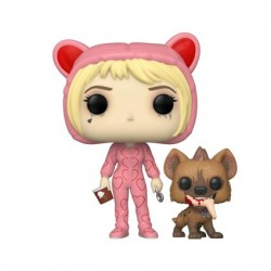 Figurine Pop Birds of Prey arley Quinn Onesie with Bruce Edition Limitée Funko Boutique Geneve Suisse