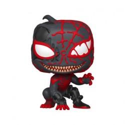 Figurine Pop Venom Venomized Miles Morales Funko Boutique Geneve Suisse