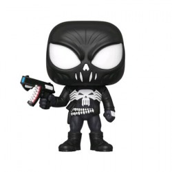 Figurine Pop Venom Venomized Punisher Funko Boutique Geneve Suisse