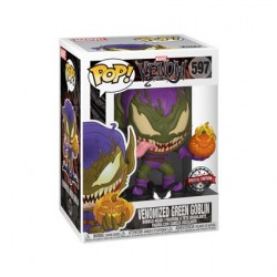 Figurine Pop Marvel Venom Venomized Green Goblin Edition Limitée Funko Boutique Geneve Suisse