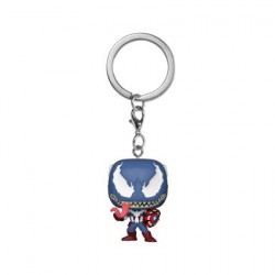 Figurine Pop Pocket Porte-clés Venom Venomized Captain America Funko Boutique Geneve Suisse
