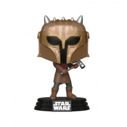 Figurine Pop Star Wars The Mandalorian The Armorer Funko Boutique Geneve Suisse