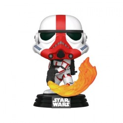 Figurine Pop Star Wars The Mandalorian Incinerator Stormtrooper Funko Boutique Geneve Suisse