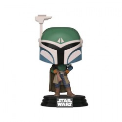 Figurine Pop Star Wars The Mandalorian Covert Mandalorian Funko Boutique Geneve Suisse