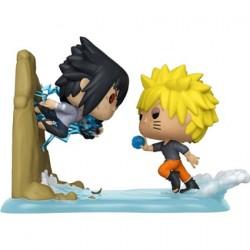 Figurine Pop Manga Naruto Shippuden Naruto vs Sasuke Movie Moment Edition Limitée Funko Boutique Geneve Suisse