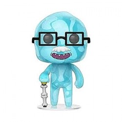 Figurine Pop Phosphorescent Rick et Morty Dr Xenon Bloom Funko Boutique Geneve Suisse