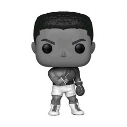 Figur Pop Sports Boxe Muhammad Ali Black & White Limited Edition Funko Geneva Store Switzerland