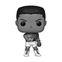 Figuren Pop Sports Boxe Muhammad Ali Black & White Limitierte Auflage Funko Genf Shop Schweiz