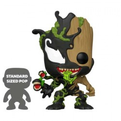 Figur Pop 25 cm Marvel Venom Venomized Baby Groot Funko Geneva Store Switzerland