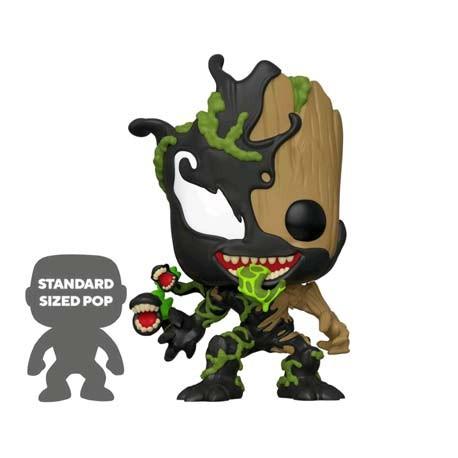 Figur Pop 25 cm Marvel Venom Venomized Baby Groot Funko Geneva Store Switzerland