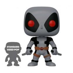 Figuren Pop 25 cm Marvel Deadpool Two Swords Grey Limitierte Auflage Funko Genf Shop Schweiz