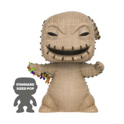 Figur Pop 25 cm The Nightmare Before Christmas Oogie Boogie Limited Edition Funko Geneva Store Switzerland