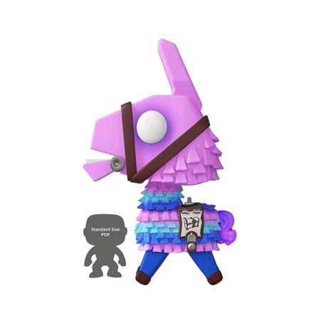 Figurine Pop 25 cm Games Fortnite Loot Llama Funko Boutique Geneve Suisse