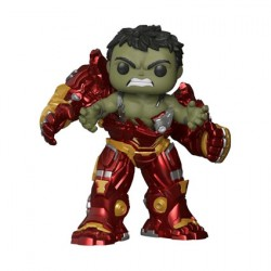 Figurine Pop 15 cm Marvel Hulk Busting Out of Hulkbuster Edition Limitée Funko Boutique Geneve Suisse