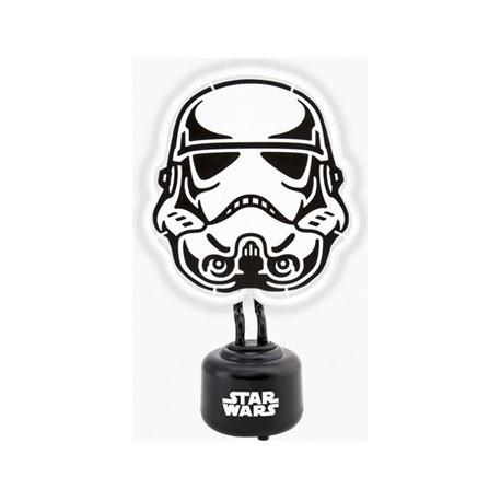 Figur Star Wars Neon Light Stormtrooper Groovy Geneva Store Switzerland