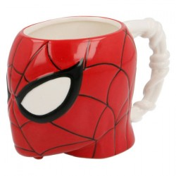 Figur Marvel mug 3D Spider-Man Storline Geneva Store Switzerland