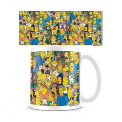 Figurine Tasse Simpsons Characters Pyramid International Boutique Geneve Suisse