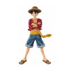 Figurine One Piece Statuette FiguartsZERO Straw Hat Luffy Bandai Tamashii Nations Boutique Geneve Suisse