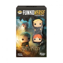 Figur Pop Funkoverse Harry Potter Board Game 2 CharacterExpandalone French Version Funko Geneva Store Switzerland