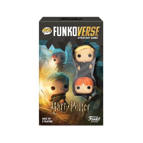 Figur Pop Funkoverse Harry Potter Board Game 2 Character Expandalone French Version Funko Geneva Store Switzerland