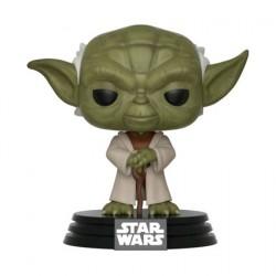 Figuren Pop Star Wars Clone Wars Yoda Funko Genf Shop Schweiz