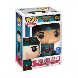 Figurine Pop DC Comics Wonder Woman Doctor Maru Edition Limitée Funko Boutique Geneve Suisse