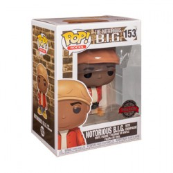 Figur Pop Rap Notorious BIG Big Poppa Limited Edition Funko Geneva Store Switzerland