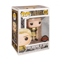 Figurine Pop Game of Thrones Ser Brienne of Tarth Edition Limitée Funko Boutique Geneve Suisse