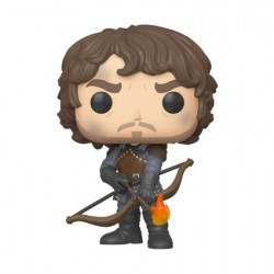 Figurine Pop TV Game of Thrones Theon with Flaming Arrows Funko Boutique Geneve Suisse