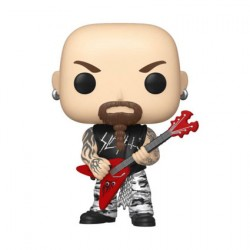 Figurine Pop Rock Slayer Kerry King Funko Boutique Geneve Suisse