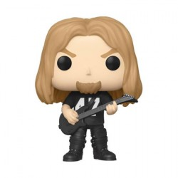 Figurine Pop Rock Slayer Jeff Hanneman Funko Boutique Geneve Suisse