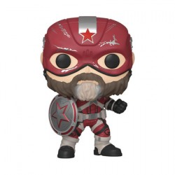 Figur Pop Marvel Black Widow Red Guardian Funko Geneva Store Switzerland