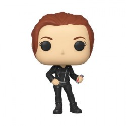 Figur Pop Marvel Black Widow Street Funko Geneva Store Switzerland