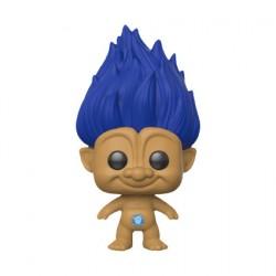 Figuren Pop Trolls Blue Troll with Hair Limitierte Auflage Funko Genf Shop Schweiz