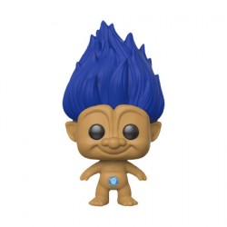 Figurine Pop Trolls Blue Troll with Hair Edition Limitée Funko Boutique Geneve Suisse