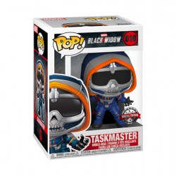 Figurine Pop Marvel Black Widow Taskmaster with Claws Edition Limitée Funko Boutique Geneve Suisse