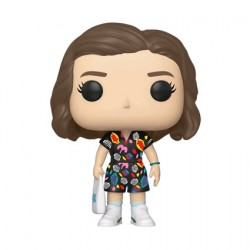 Figur Pop Stranger Things Season 3 Eleven in Mall Outfit Funko Geneva Store Switzerland