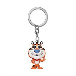 Figur Pop Pocket Keychains Kellogg's Tony the Tiger Funko Geneva Store Switzerland