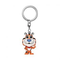 Figuren Pop Pocket Schlüsselanhänger Kellogg's Tony the Tiger Funko Genf Shop Schweiz