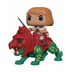 Figurine Pop Rides Masters of the Universe He-Man on Battle Cat Funko Boutique Geneve Suisse
