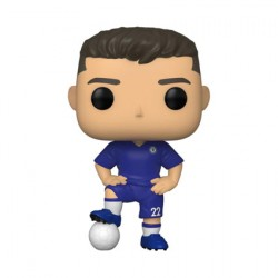 Figurine Pop Football Christian Pulisic Chelsea Funko Boutique Geneve Suisse