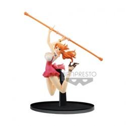Figur One Piece Sweet Style Statue Nami Banpresto Geneva Store Switzerland