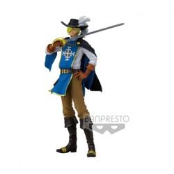 Figur One Piece Sweet Style Sanji Statue Treasure Cruise World Journey Banpresto Geneva Store Switzerland